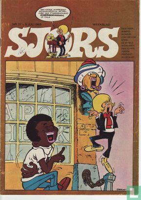 Sjors [1968-1975] (tijdschrift) - Sjors 27