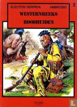 Donderstok - Roodhuiden