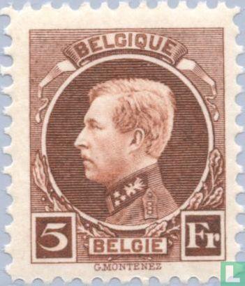 België [BEL] - Koning Albert I (type Montenez)