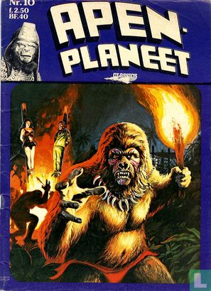 Planet of the Apes - Apenplaneet 10