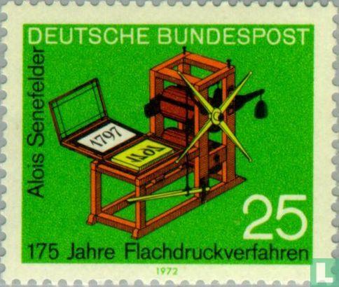 Deutschland [DEU] - Flachdruck 1797-1972