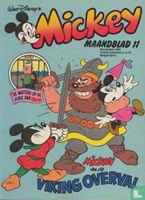Ark van Zoo, De - Mickey Maandblad 11