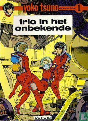 Yoko, Vic & Paul - Trio in het onbekende