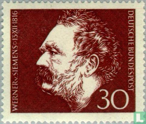 Deutschland [DEU] - Werner von Siemens