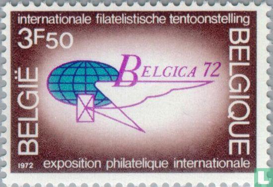 Belgium [BEL] - Belgica '72 Stamp Exhibition