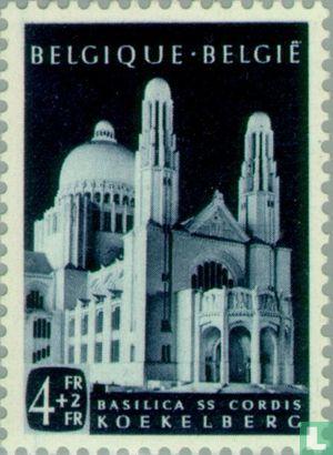 Belgium [BEL] - Inauguration of the Koekelberg Basilica