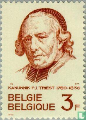Belgium [BEL] - Pierre-Joseph Triest