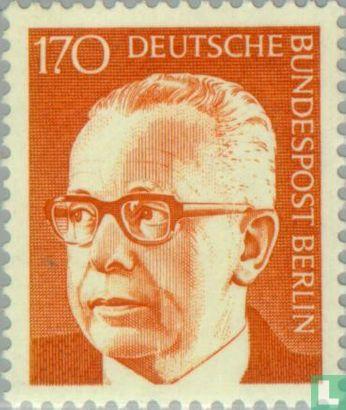 Berlin - Gustav Heinemann (III)