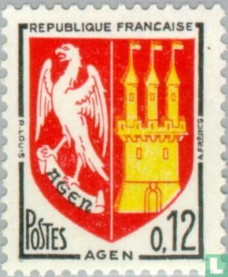 France [FRA] - Cities Coats of Arms