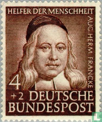 Germany [DEU] - Francke, August Hermann 1663-1727