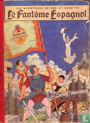 Willy and Wanda (Spike and Suzy, Bob & Bobette, Luke a...) - Le fantôme espagnol