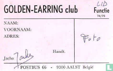 Belgische Golden Earring Fanclub