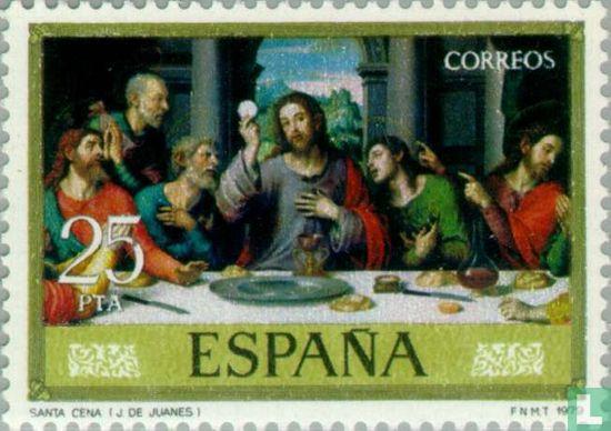 Spain [ESP] - Paintings by Juan de Juanes