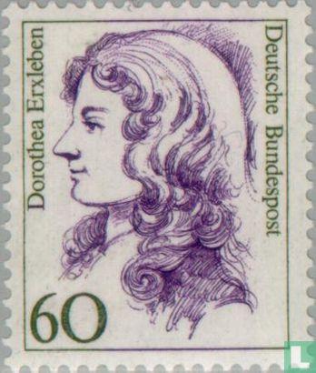 Germany [DEU] - Famous Women [II]