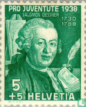 Zwitserland [CHE] - Gessner, Saloman 1730-1788