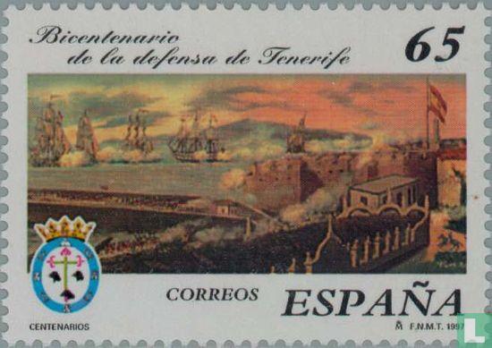 Spanien [ESP] - Abwehr Teneriffa