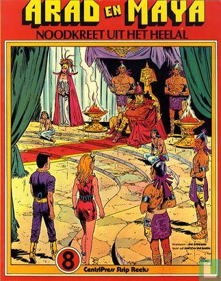Arad en Maya - Noodkreet uit het heelal