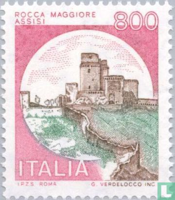 Italy [ITA] - Castles and strongholds