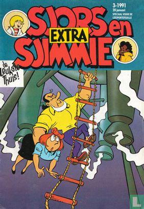 Sjors en Sjimmie Extra (tijdschrift) - Sjors en Sjimmie Extra 3