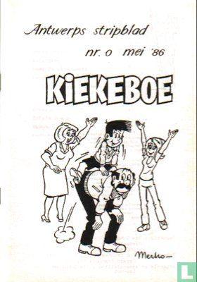 Antwerps stripblad - Afbeelding 1