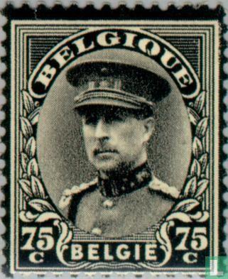 Belgium [BEL] - King Albert I