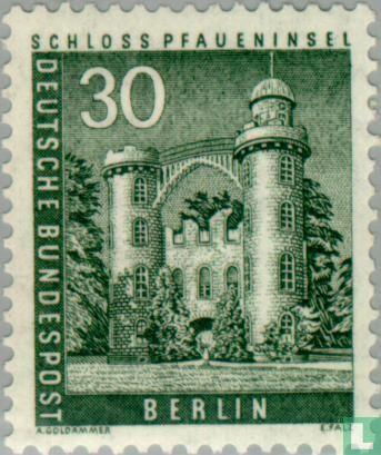 Berlijn - Gebouwen in Berlijn