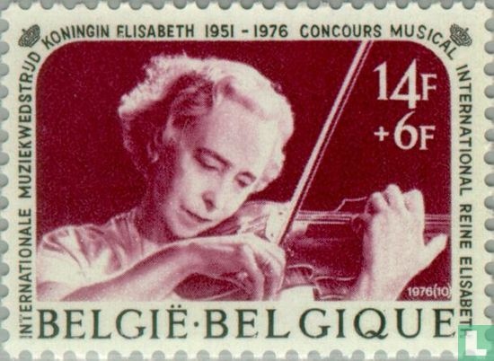 Music competition Queen Elisabeth