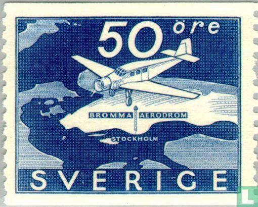 Suède [SWE] - Aéroport d'ouverture Stockholm
