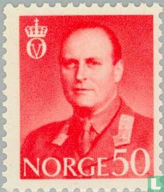 Norway -  King Olav V Of Norway