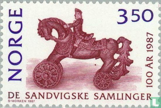 Norvège - Collection Sandvig
