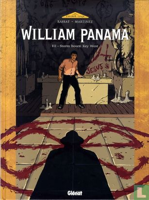 William Panama - Storm boven Key West