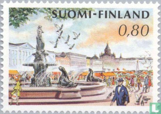 Finland - Market Helsinki