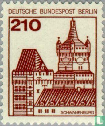 Berlin - Burgen und Schlösser