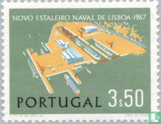 Portugal [PRT] - Öffnungszeiten Werft