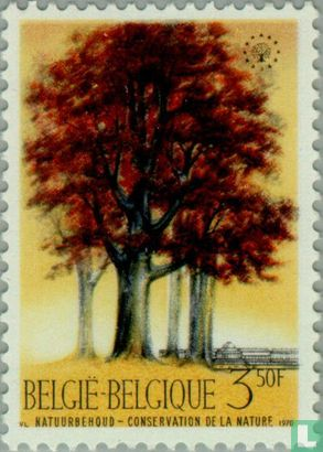 Belgique [BEL] - Année Européenne de la Conservation de la Nature