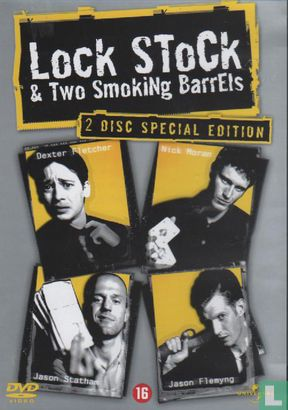 DVD - Lock, Stock & Two Smoking Barrels