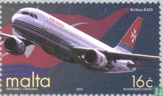 Malta - 100 jaar luchtverkeer