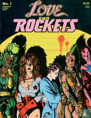Love and Rockets - Love and Rockets 1