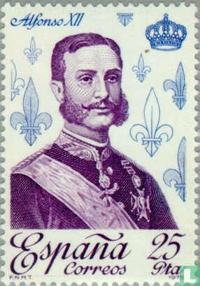 Spain [ESP] - Alfons XII