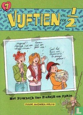 Vijftien en een 1/2 - Het plakboek van Fransje en Marie - Vijftien en een 1/2 7