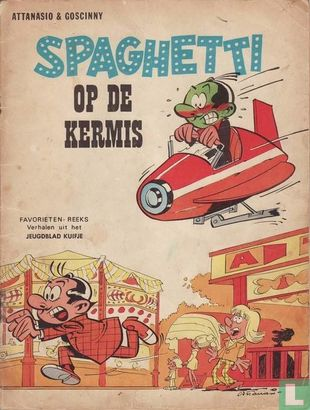 Spaghetti [Attanasio] - Spaghetti op de kermis