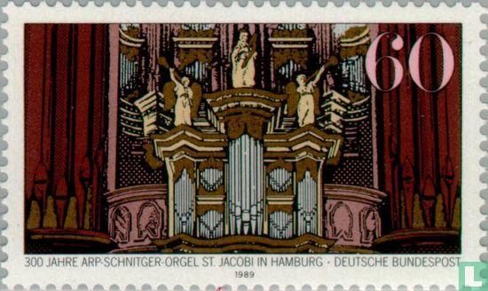 Duitsland [DEU] - Arp Schnitger orgel