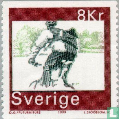 Zweden [SWE] - Messenger fiets