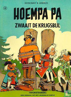 Hoempa Pa (Hoempa-Pa) - Hoempa Pa zwaait de krijgsbijl