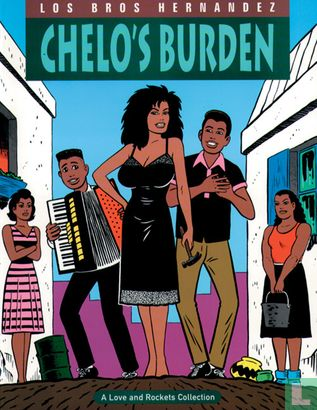 Love and Rockets - Chelo's Burden