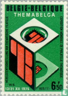 Belgium [BEL] - Themabelga Stamp Exhibition