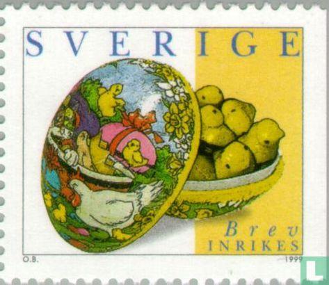 Zweden [SWE] - Pasen