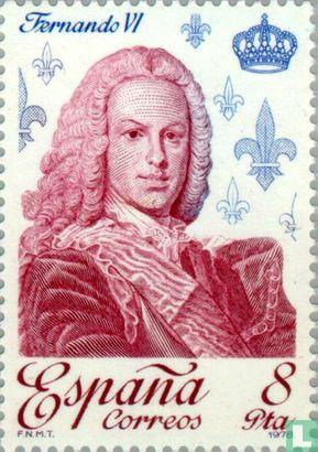 Spain [ESP] - Ferdinand VI
