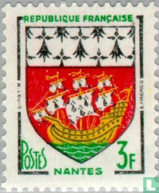 France [FRA] - City coat of arms