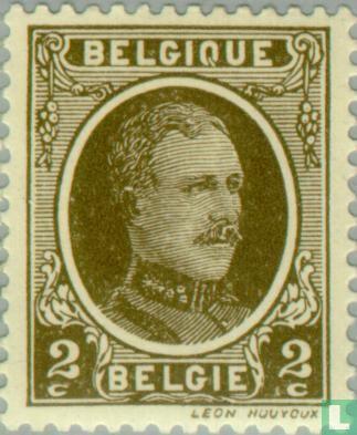 Belgium [BEL] - King Albert I (type Houyoux)